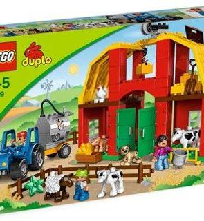 La ferme Lego