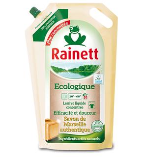 Lessive liquide au savon de marseille