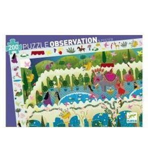 Puzzle observation 1001 nuits 200 pièces