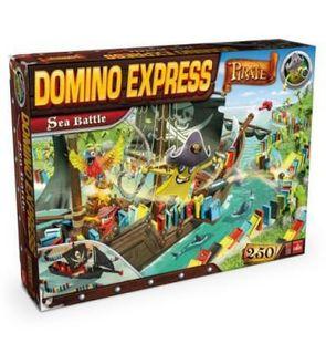 Goliath Dominos Express : Pirate : Sea battle