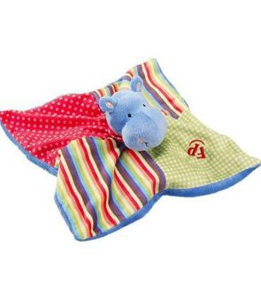 Fisher-Price Marionnette à doigt : Hippopotame