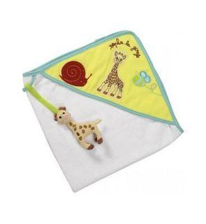 Vulli Cape de bain Sophie la girafe