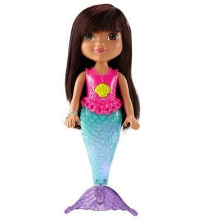 Fisher-Price Sirène étincelante Dora