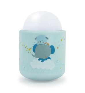 Veilleuse bébé nomade timoleo bleu