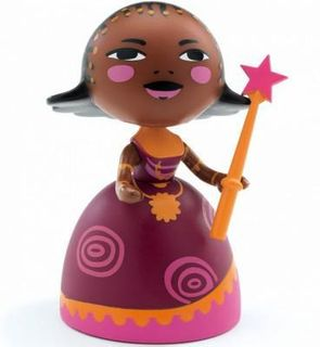 Poupée de plastique Princesse Nilaja (11 cm)