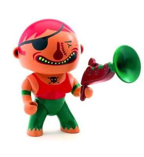 Djeco Figurine Arty Toys Les pirates : Bronson