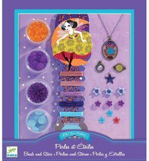 Kit de création bijoux Perles et étoiles