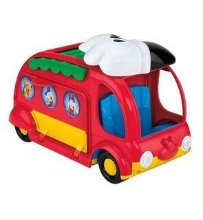 Fisher-Price Le camping car surprises de Mickey et Minnie