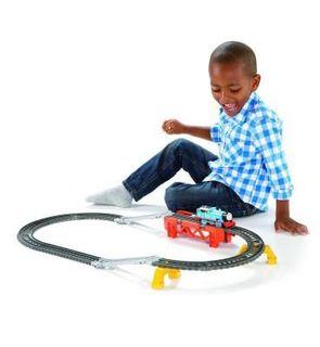 Fisher-Price Circuit de train 2 en 1 : Thomas et ses amis