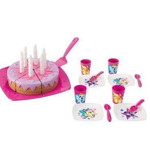 Ecoiffier Gâteau d'anniversaire Mon petit poney