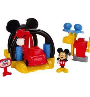 Fisher-Price La station-service de Mickey