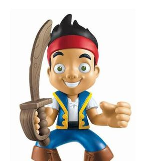Jake figurine parlante