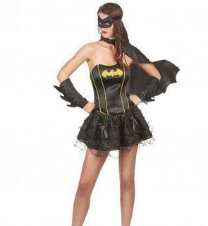 Déguisement Batgirl? sexy femme