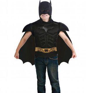 Plastron avec cape integrée Batman?