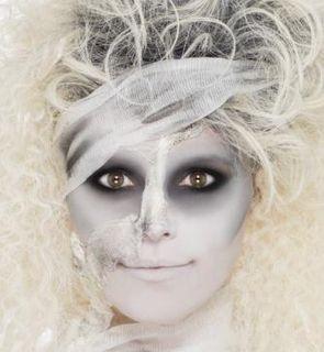 Kit maquillage momie adulte Halloween