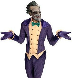 Déguisement Joker? Arkham City adulte