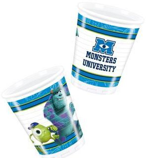 8 Gobelets Monstres Academy ?