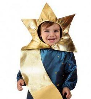 Déguisement étoile bébé Noël