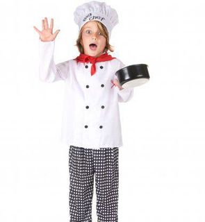 Déguisement chef cuisinier garçon