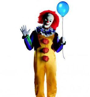 Déguisement Clown Terrorisant adulte luxe Ça?