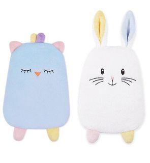 Bouillotte gel spéciale bébé lapin ou chouette
