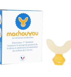 Machouyou masticateur première dentition
