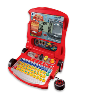 Super Ordi Flash McQueen Cars 3 de Vtech