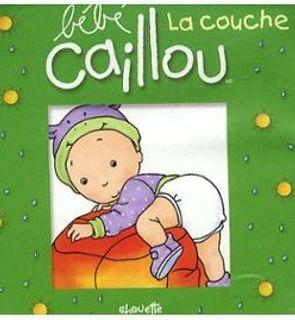 Bébé Caillou - La couche