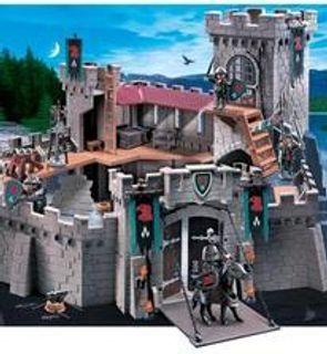 La forteresse des faucons Playmobil