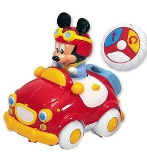 La Voiture Radio Commandée De Mickey