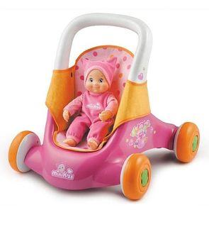 Première poussette Minikiss - Baby Walker