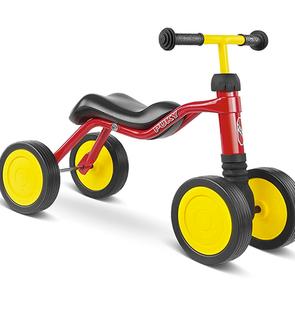 Premier vélo porteur Wutsch