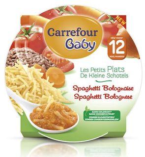 Assiette Spaghetti Bolognaise