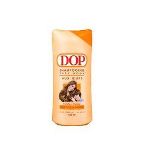 Shampooing très doux aux oeufs