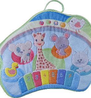 Touch & play board Sophie la girafe Vulli
