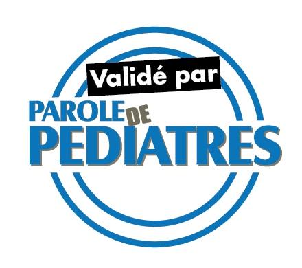 Validé par les pédiatres