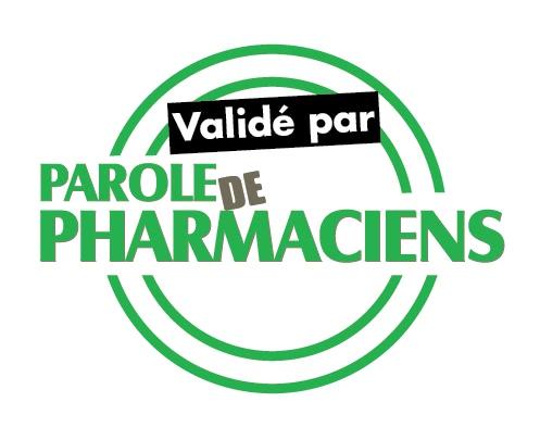 Validé par des pharmaciens