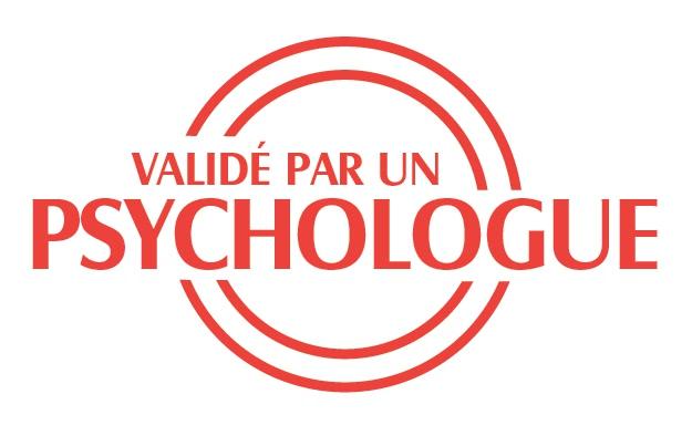 Validé par un psychologue