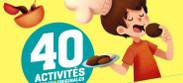 Spéciale rentrée : Recettes pour marmitons de 7 à 10 ans