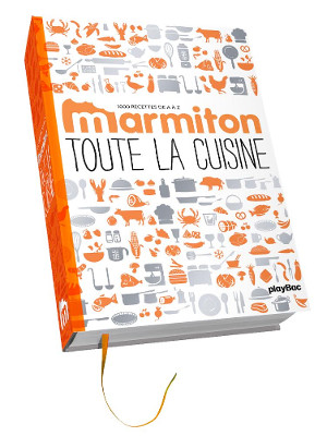 Marmiton Toute La Cuisine Aux Editions Play Bac