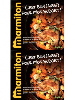 C Est Bon Aussi Pour Mon Budget Livre Marmiton Editions