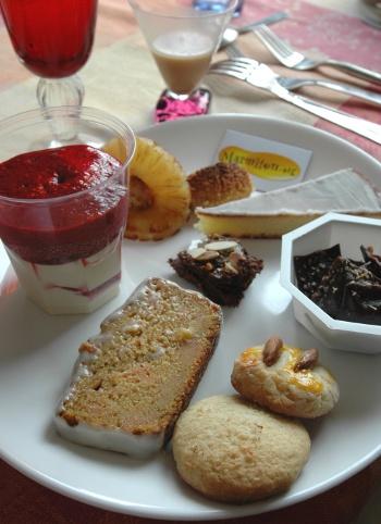 Assiette desserts rencontre Marmiton Nantes mars 2010