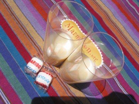 Rencontre Marmiton : crème forte à la menthe