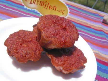 Rencontre Marmiton : muffins sucrés à la betterave