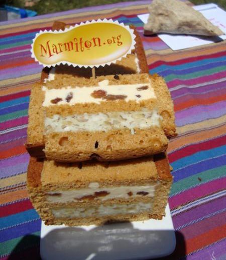 Rencontre Marmiton : terrine aux 2 fromages