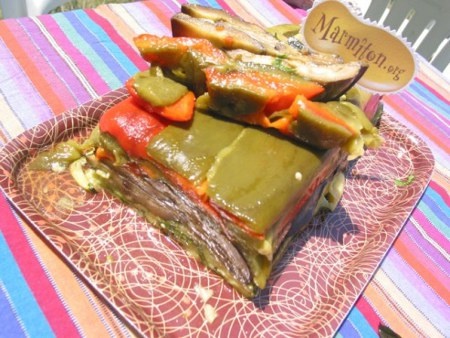 Rencontre Marmiton : terrine de légumes