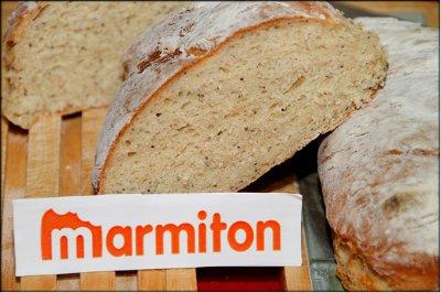 Rencontre Marmiton chez Jacotte à Besançon - pains sans pétrissage