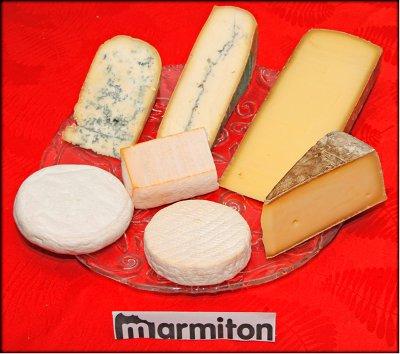 Rencontre Marmiton chez Jacotte à Besançon - fromages