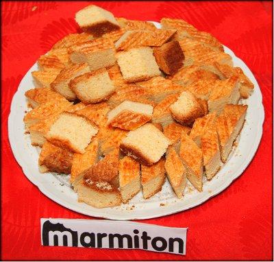Rencontre Marmiton chez Jacotte à Besançon - gâteau breton