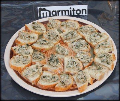 Rencontre Marmiton chez Jacotte à Besançon - Pâté de campagne